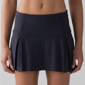 Lululemon Lost In Pace skirt